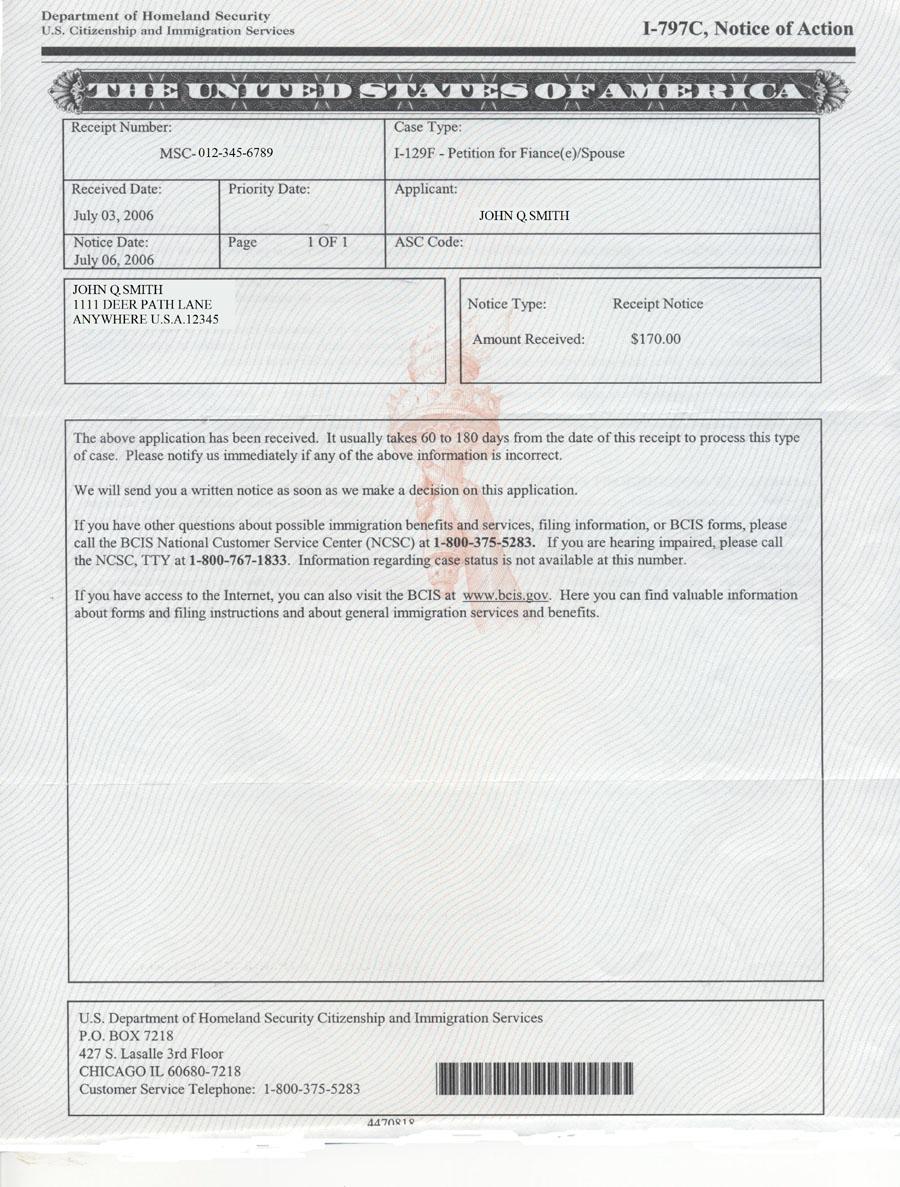 Our Visa Process
